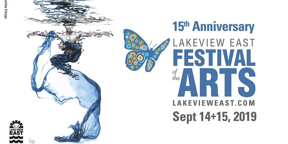 Project Onward at Lakeview East Festival of the Arts
