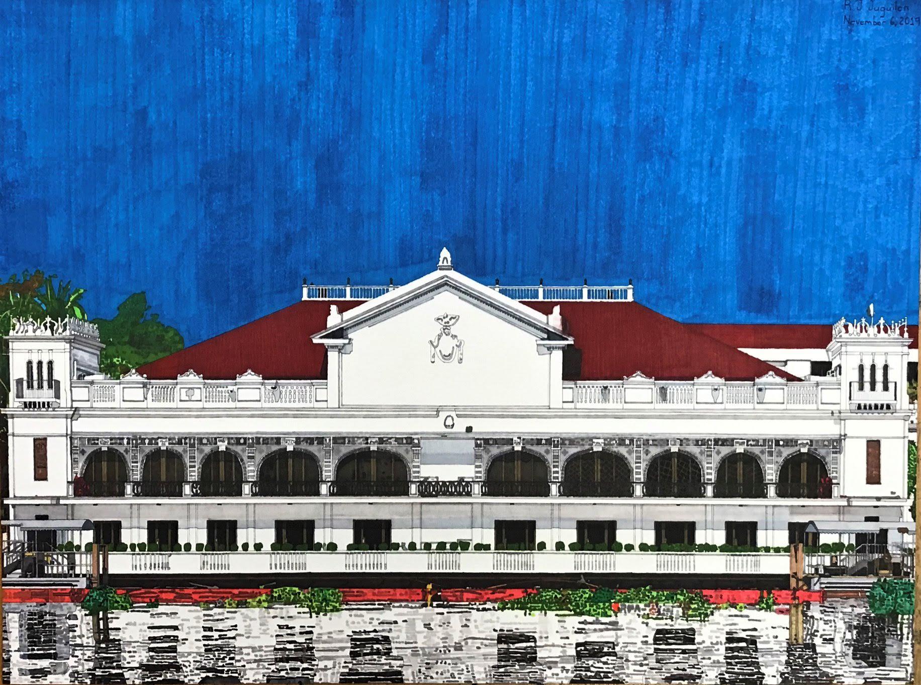 """""""Malacanang Palace"""" by R. J. Juguilon"""