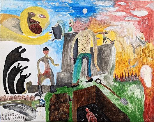 """""""Life"""" by Luke Shemroske"""