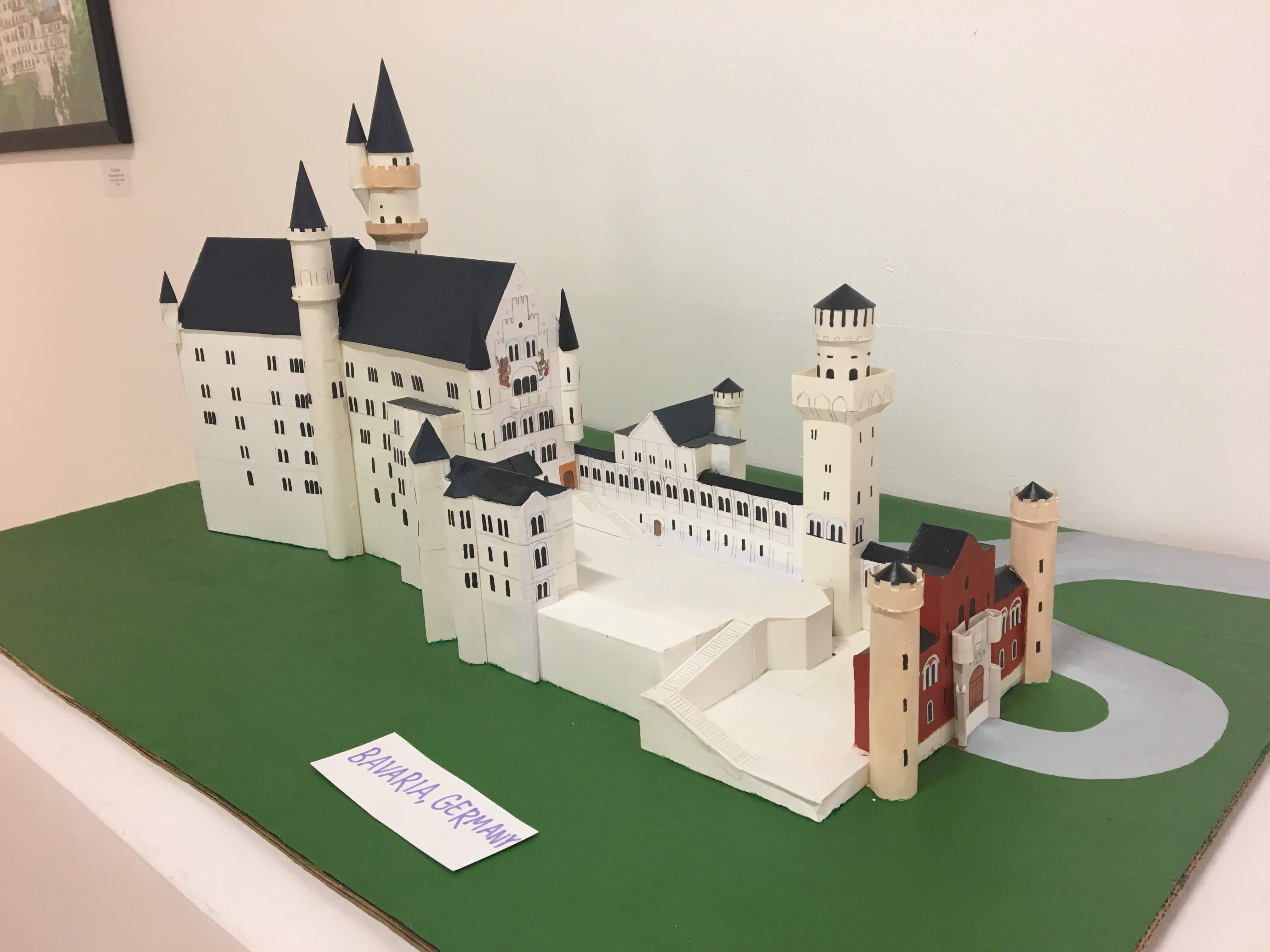 """""""Neuschwanstein Castle"""" by Janno Juguilon"""