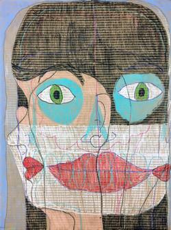 """Under the Mask"" by Bill Douglas"