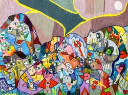 """Face Mountain"" by Bill Douglas"