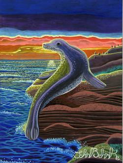 """Seal"" by John Behnke"