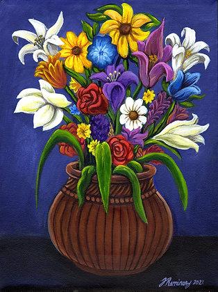 """Vase Arrangement"" by Fernando Ramirez"