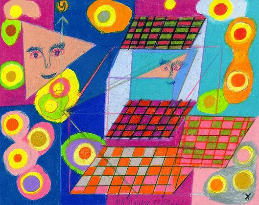 """Computer Universe"" by Bobby Tirelli"
