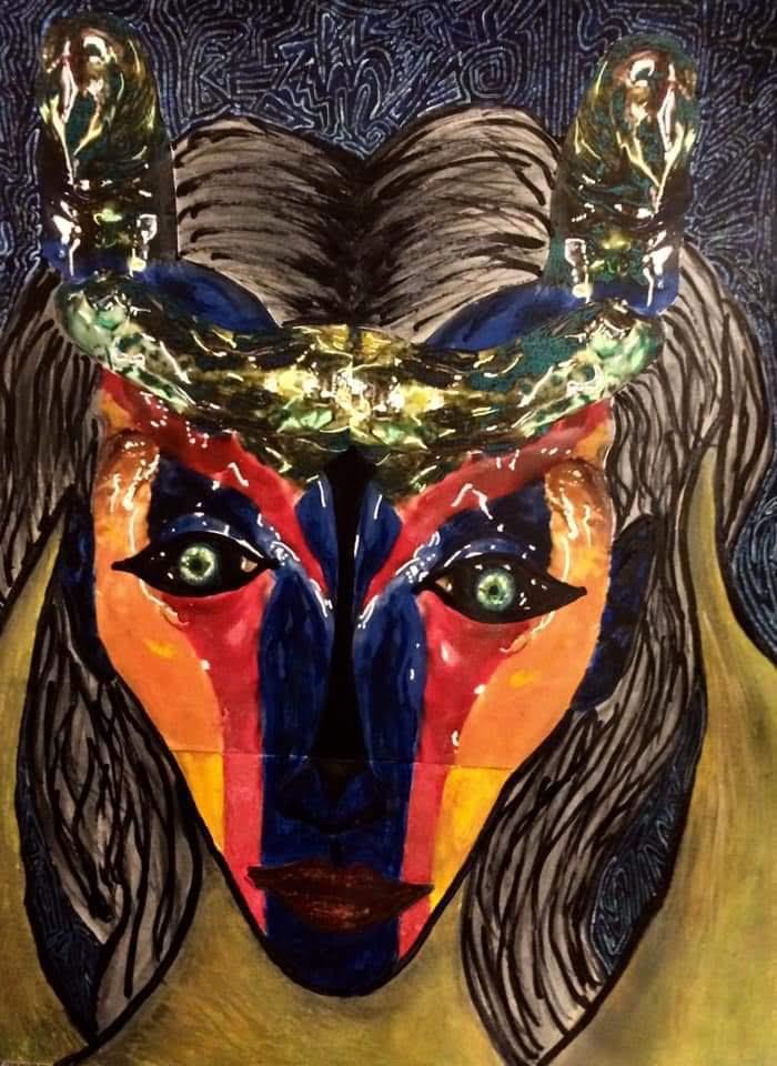 """""""Minotaur"""" by Robyn Jablonski"""