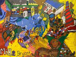 """""""Fun Around the Mediterranean"""" by Michael Bryant"""