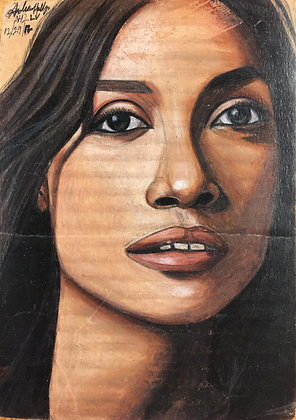 """Rosario Dawson"" by Andrew Hall"