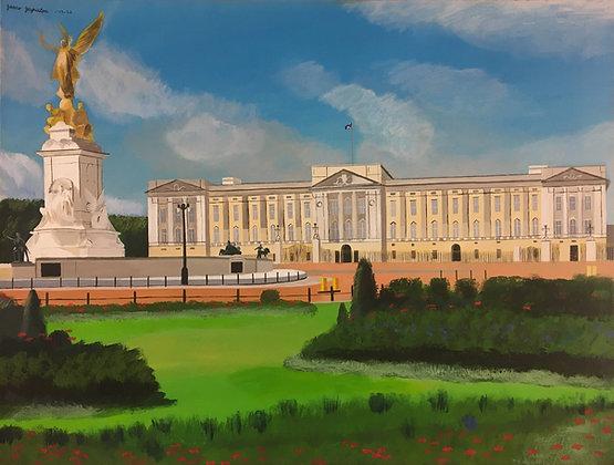 """Buckingham Palace"" by Janno Juguilon"