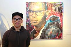 Artist Julius Bautista