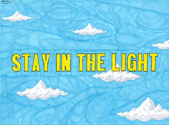 """Stay in the Light"" by Louis DeMarco"