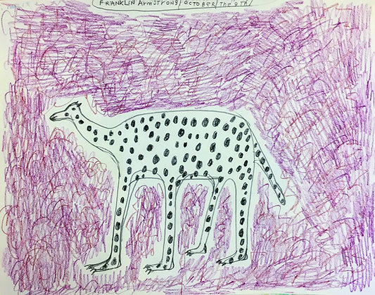 """""""Dalmation 1"""" by Franklin Armstrong"""
