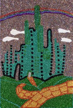 """Emerald City"" by Sereno Wilson"