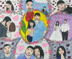 """Love"" by Jacqueline Cousins Oliva"