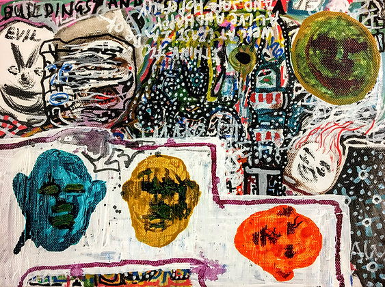 """Testing 1, 2, 3"" by Luke Shemroske"