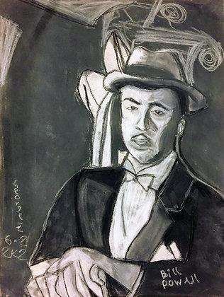 """""""Bill Powell"""" by George Zuniga"""