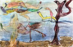 """Seascape"" by Larry Rosenberg"