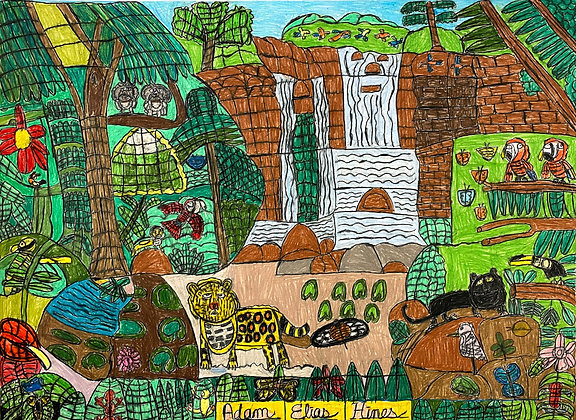 """Paradise City"" by Adam Hines"