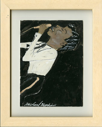 """Jackie Wilson"" by Michael Hopkins"