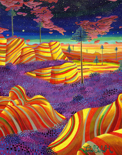 """Red Rock Dream"" by John Behnke"