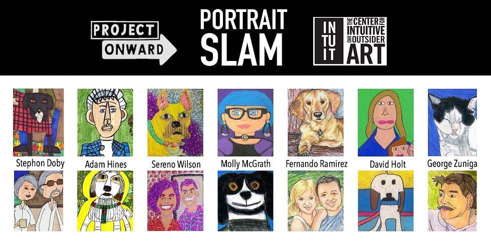 Portrait Slam at Intuit