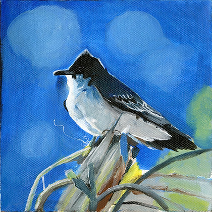"""""""Blue Bird"""" by Alfred Banks"""