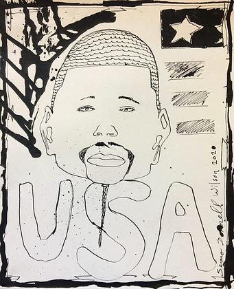 """USA"" by Sereno Wilson"