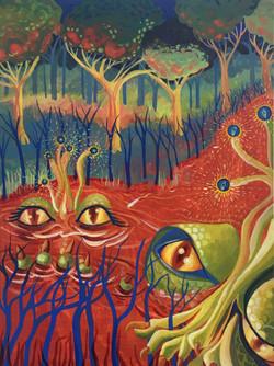 """Swamp Creatures"" by Fernando Ramirez and Jens Brasch"