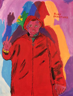 """""""Godspeed"""" by Ruby Bradford"""