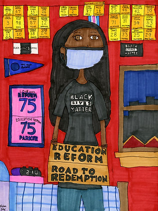 """""""Road to Redemption"""" by Stephon Doby"""