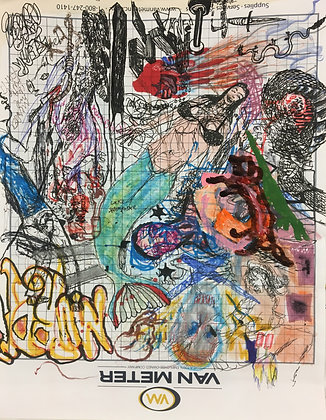 """Mermaid"" by Luke Shemroske"