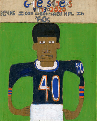 """Gale Sayers"" by David Holt"