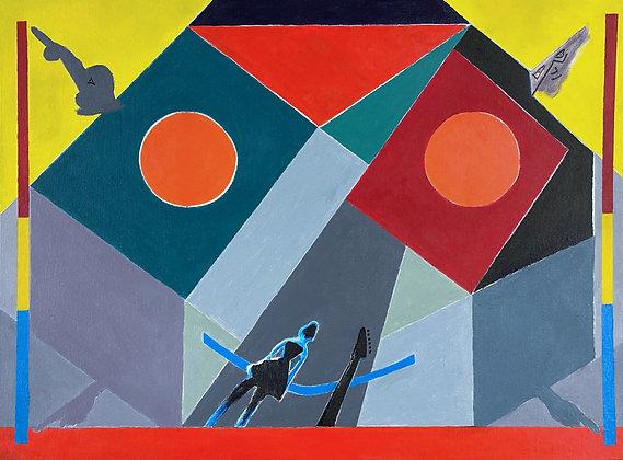 """Margin of Error"" by Ken Bortman"