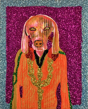 """Gold Chain"" by Sereno Wilson"
