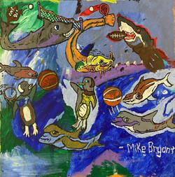 """Ocean Sports"" by Michael Bryant"