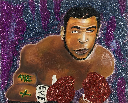 """""""Mike Tyson"""" by Sereno Wilson"""