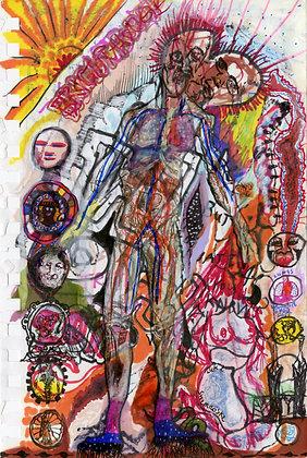 """""""Two Headed"""" by Luke Shemroske"""