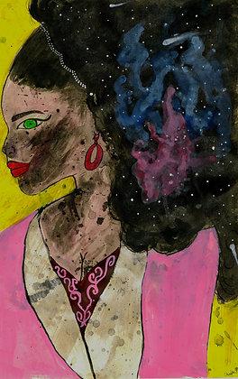 """True Depth"" by Cherylle Booker"
