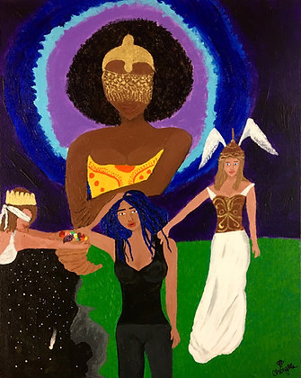 """Goddess Dream"" by Cherylle Booker"