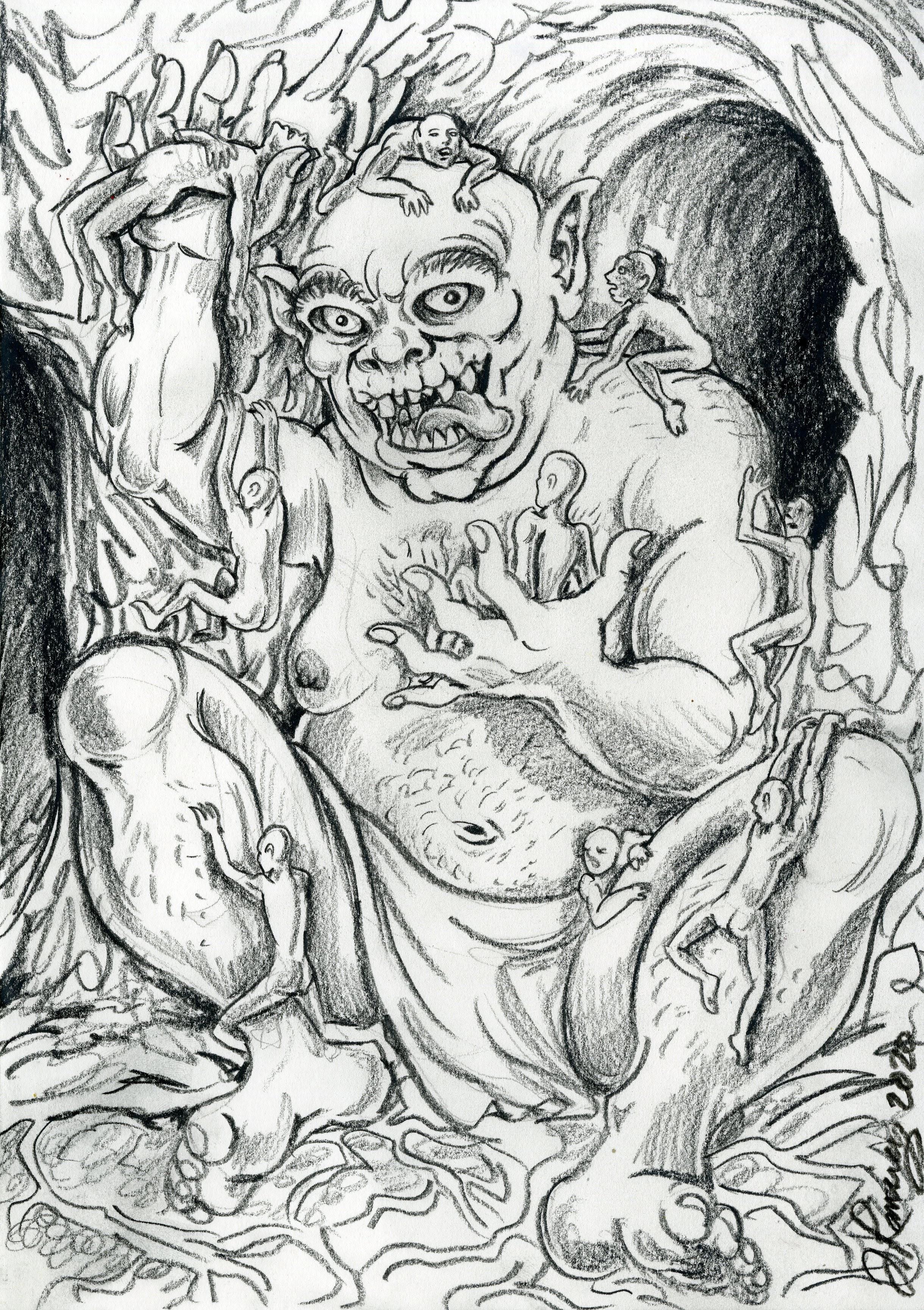 """""""Tormentor"""" by Fernando Ramirez"""