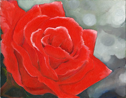 """""""Red Rose"""" by Alfred Banks"""