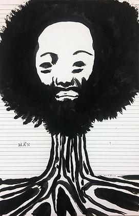 """Man"" by David Hence"