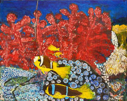 """""""Coral Reef"""" by Michael Hopkins"""