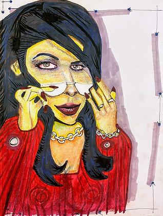 """""""Aaliyah"""" by Sereno Wilson"""