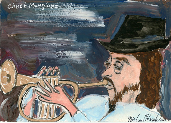 """Chuck Mangione"" by Michael Hopkins"