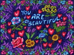 """""""You Are Beautiful"""" by James hall"""