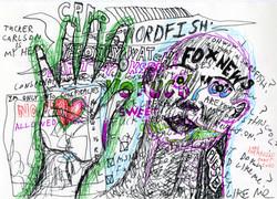 """""""Swordfish"""" by Luke Shemroske"""