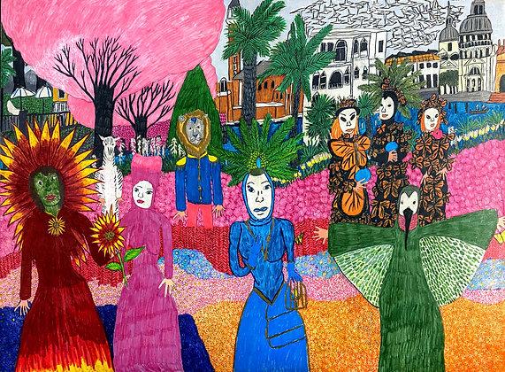 """""""Carnivale"""" by Blake Lenoir"""