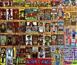 """""""Outsider Artists"""" by Adam Hines"""