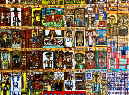 Project Onward's perspective of Outsider Art